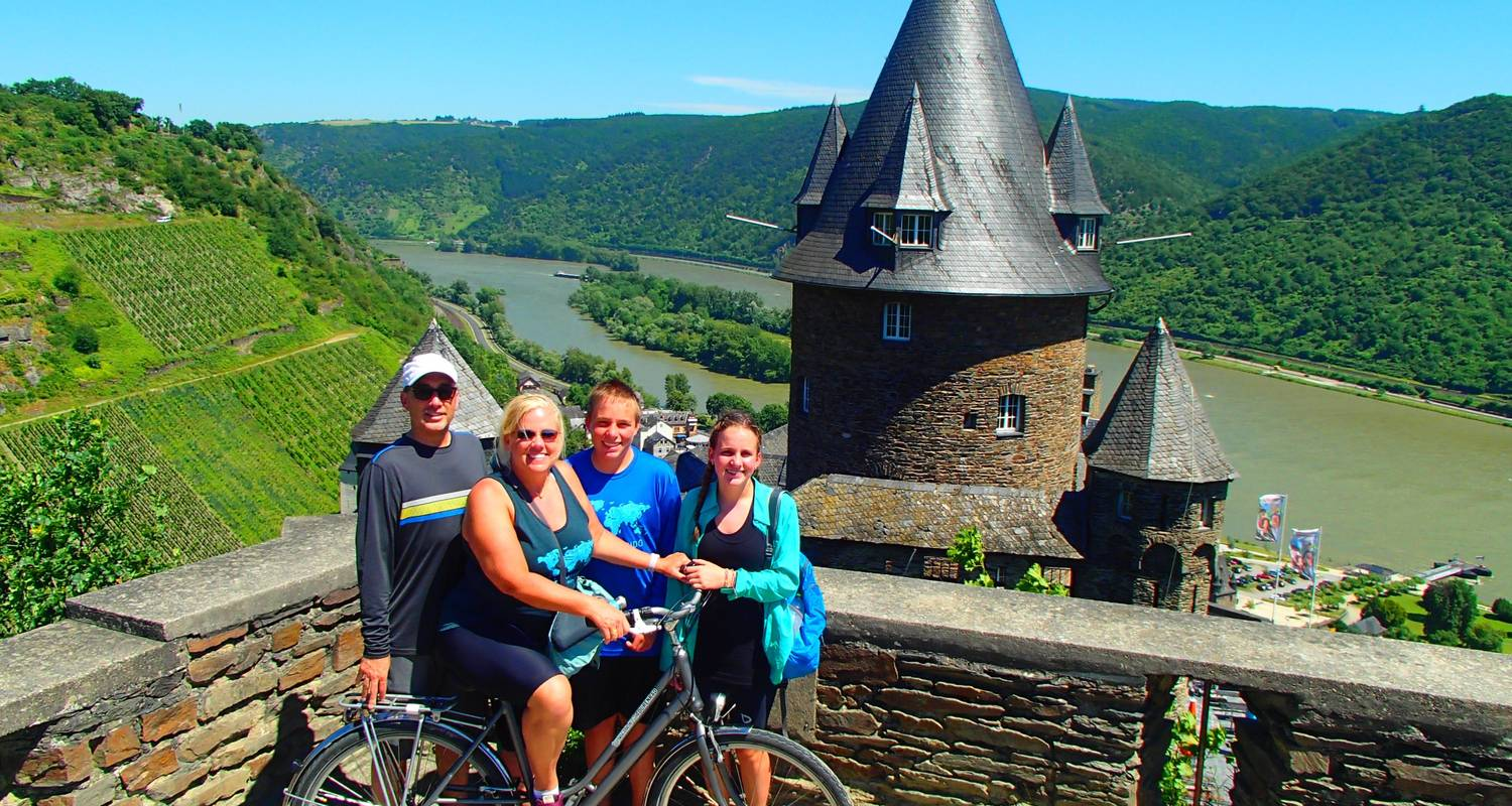 Germany's Rhine River- Small Group Biking Tour - Carpe Mundo