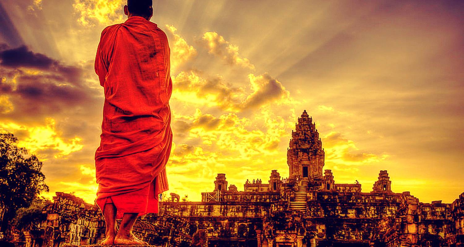 Cambodia Highlight Tour plus Ho Chi Minh City - Legend Travel Group