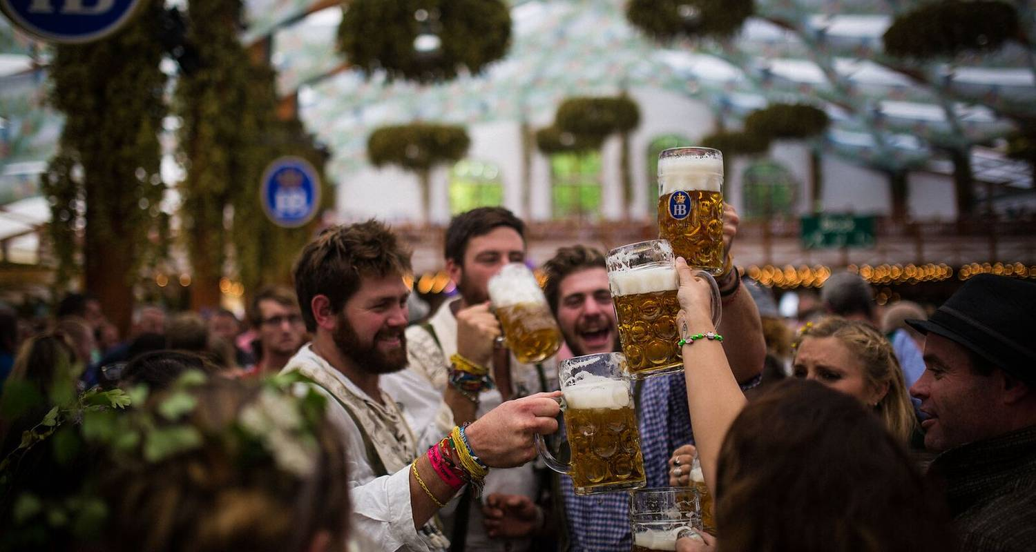 Ultimate Oktoberfest Adventure (4 nights) - Stoke Travel