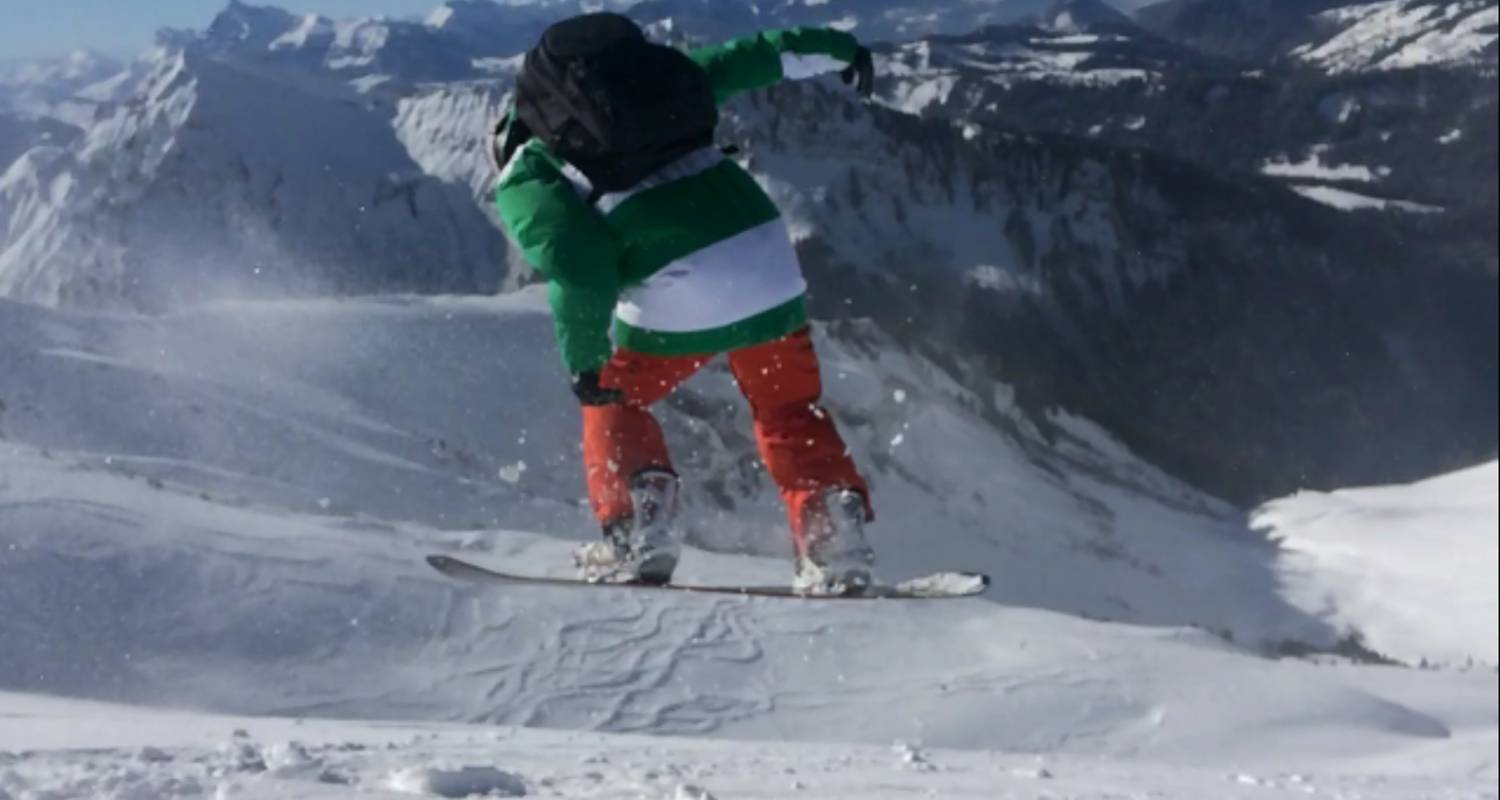 Ski, Snowboard - 'Going Back Country' - the HOFNAR experience