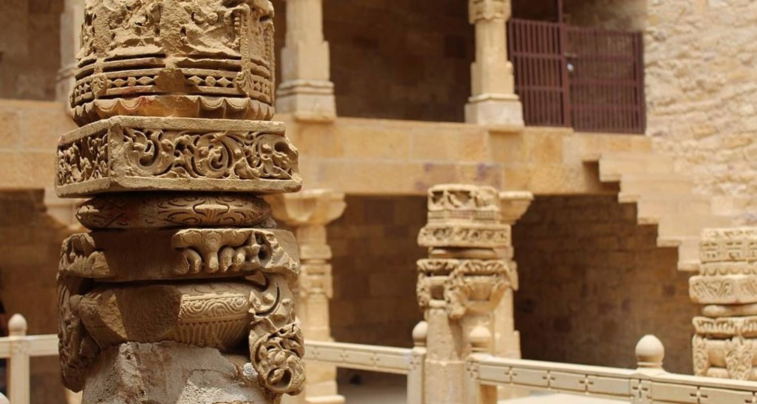 Jaisalmer Safari Kurzreise - Welcome Rajasthan Tours & Travels