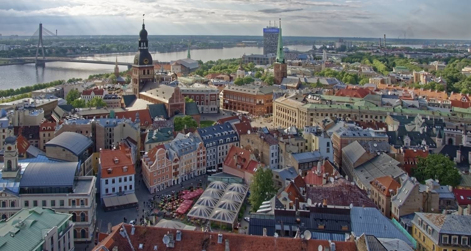 The Best of Baltic Highlights in 8 days, 4* hotels (Guaranteed departure) - Baltic Tours
