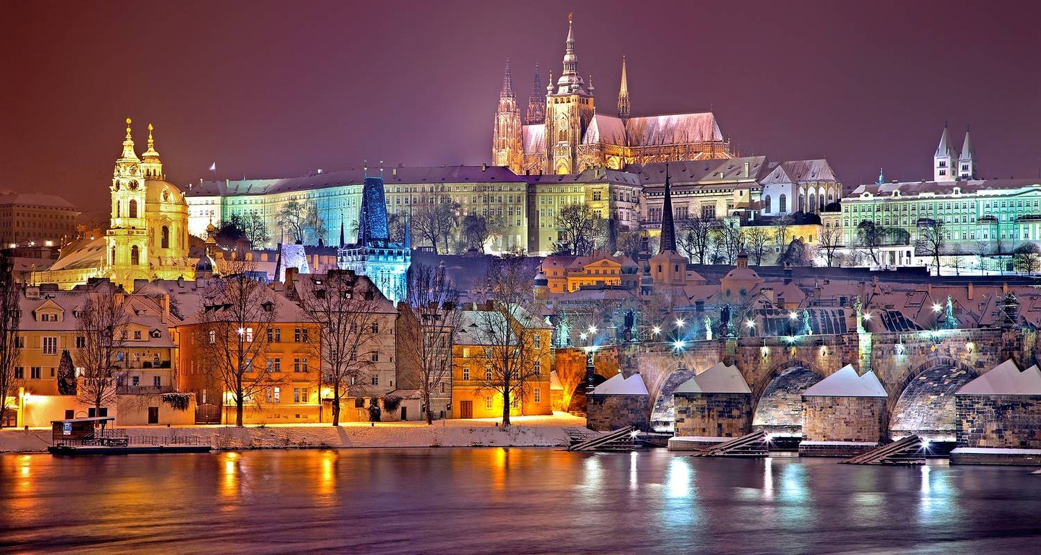 Gems of the Danube with Prague 2021 (Start Prague, End Budapest) - Scenic Luxury Cruises & Tours