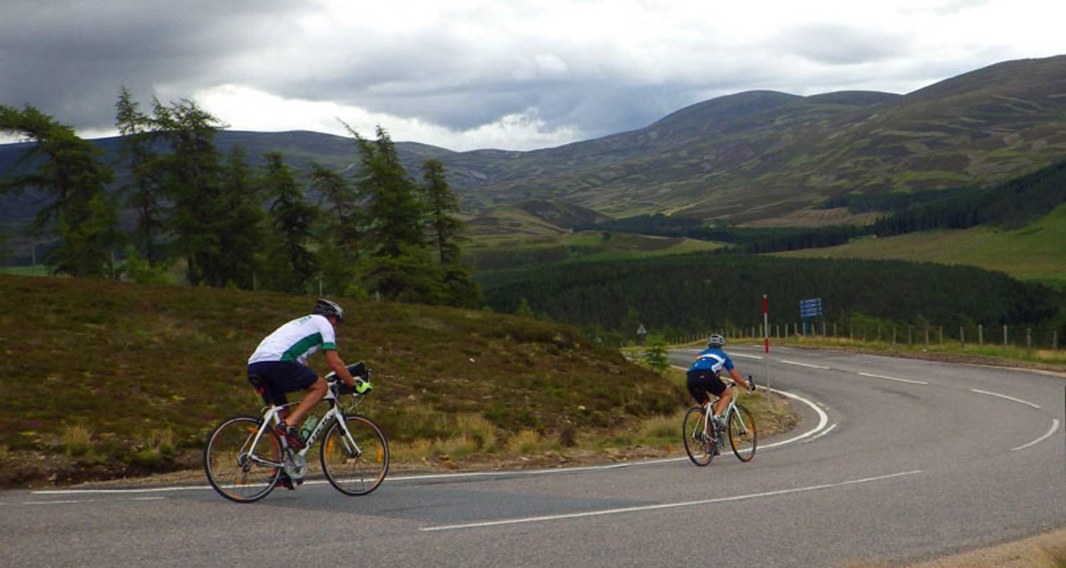 Road Cycling - The Grand Tour - Wilderness Scotland