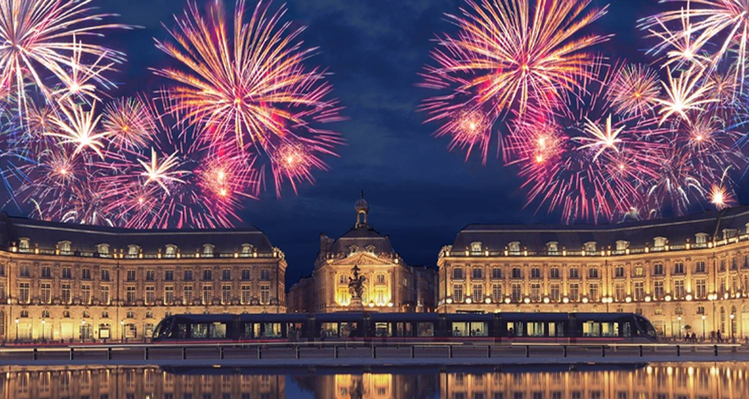 New Year in the Bordeaux Region - CroisiEurope River Cruises