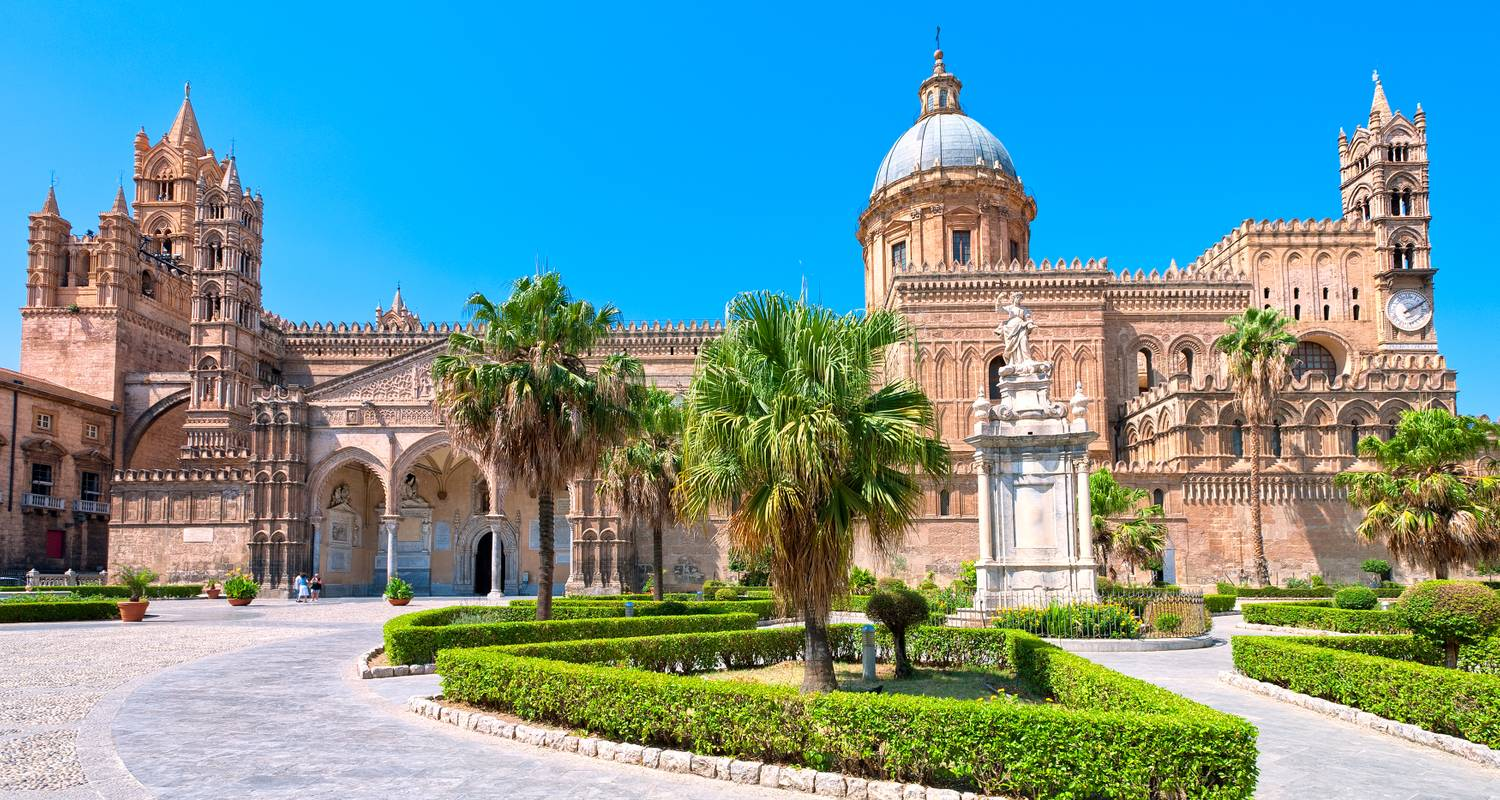 2020 New  Tour of Sicily from Palermo - Soleto Travel