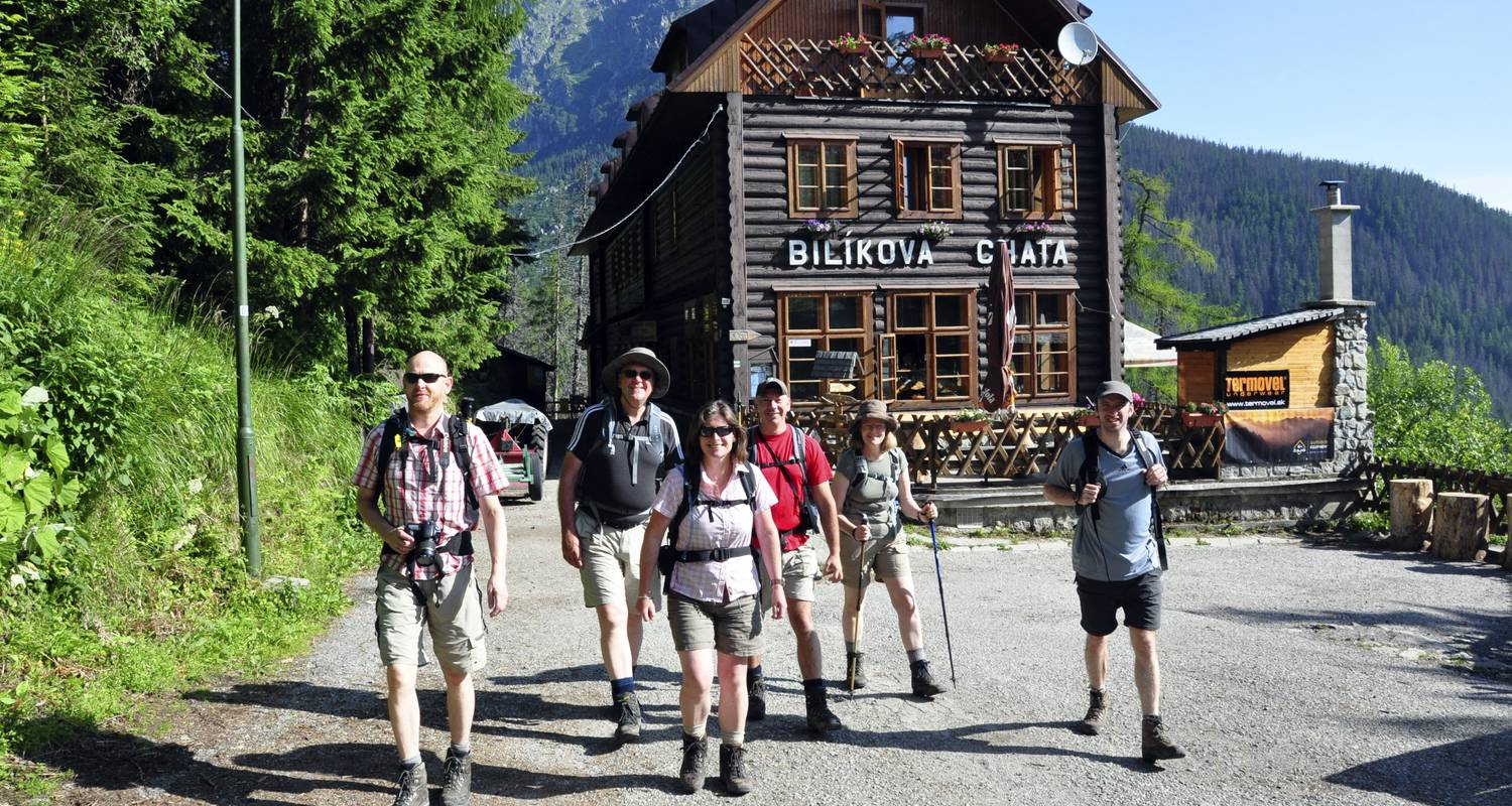 Hut-to-hut Trekking in the High Tatras - Self-Guided - Slovakia Explorer