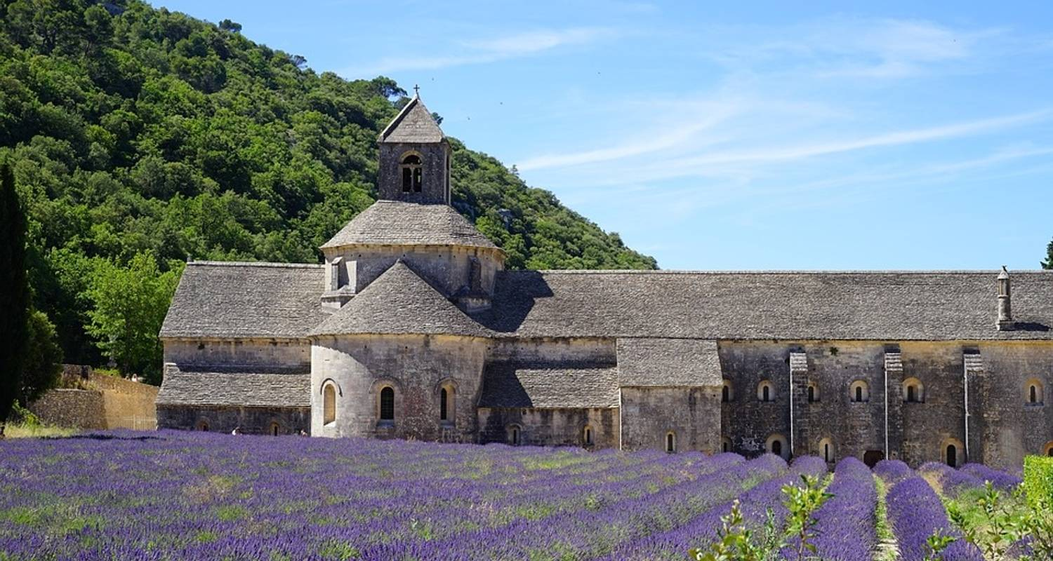 Radtour Provence, Frankreich (individuell) - The Chain Gang Cycle Tours
