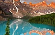 Canadas Rockies With Calgary Stampede Summer Tour