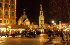Classic Christmas Markets featuring markets in Strasbourg, Würzburg, Nuremberg, Innsbruck and Munich Tour