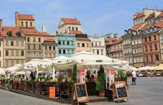 Pilgrimage to Poland  (Warsaw to Warsaw) Tour