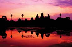 Highlights of Vietnam & Cambodia and Mekong River Cruise (from Siem Reap to Hanoi) Tour