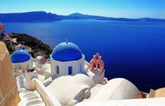 Exploring Greece and Its Islands  featuring Classical Greece, Mykonos & Santorini (Athens to Athens) Tour