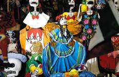 Mexico City: Day of the Dead Comfort Tour
