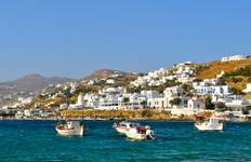 Greece: In the Footsteps of Paul the Apostle featuring a 3-night Greek Islands & Turkey cruise Tour