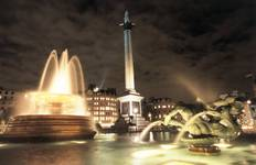 London & Paris plus Amsterdam Tour