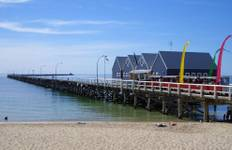 Full Day Margaret River, Cave, Wine, Cape Leeuwin Lighthouse & Busselton Jetty Tour