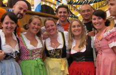 Oktoberfest - Coach from London Tour