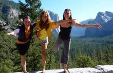 Yosemite National Park 3 Day Tour