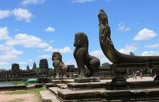 Half Day Angkor Wat And Sunset At Bakheng Tour
