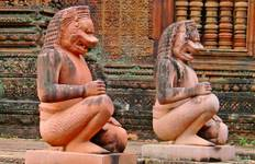 Half Day Banteay Srei, Pre Rup And Ta Prum Temple Private Tour Tour
