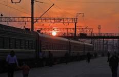 Grand Trans Siberian Tour