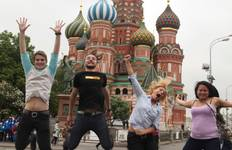 The Vodkatrain (Beijing to St. Petersburg) Tour