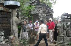 Full Day Tonle Bati And Ta Prohm Temple Tour