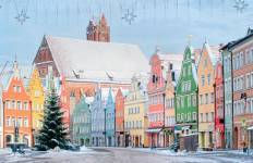 Christmas Markets of Central Europe Tour