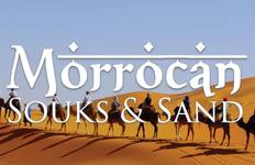 Moroccan Souks & Sand Tour