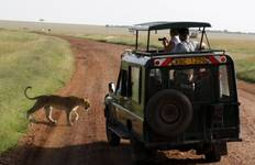 Kenya Lodge Safari Tour