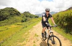 Mountain Biking Vietnam\'s Northwest Mountains Tour