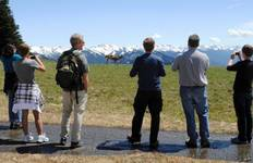 Olympic National Park Tour - Walk or Snowshoe Tour