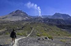 Mt. St. Helens National Monument: Full Day  Tour