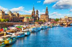 Cruise on the Elbe River from Berlin to Prague (port-to-port cruise) Tour
