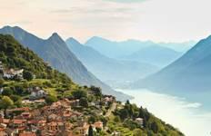 Italian Lakes Walking Tour