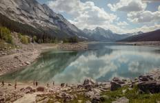 National Parks of the Canadian Rockies Westbound Tour