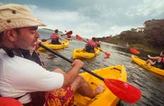 Costa Rica Kayaking Adventure Tour