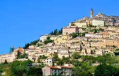 Umbria Bike Tour Tour