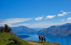 Grand Traverse from Auckland - top rated by National Geographic Tour