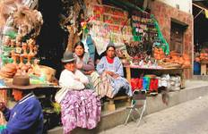 Bolivian Encounters Tour