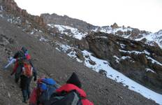 Mt. Kilimanjaro: Machame Via Western Breach Route Tour