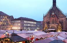 Christmas Markets with Paris (from Budapest to Paris) Tour