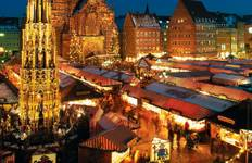 Christmas Wonderland (from Amsterdam to Budapest) Tour