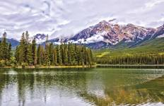 Rockies, Alaska, Kenai Peninsula & Arctic Circle (from Victoria to Fairbanks) Tour