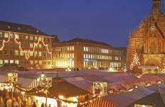 Christmas Markets (from Budapest to Amsterdam) Tour
