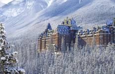 Christmas in the Rockies (from Victoria to Banff) Tour
