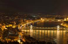 Danube Christmas Markets with Prague (from Budapest to Prague) Tour