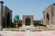 Silk Route between Istanbul and Tashkent (from Tashkent to Istanbul) Tour