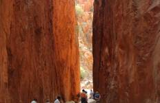 Classic Larapinta Trek in Comfort Tour